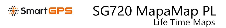 Nawigacja Samochodowa Smartgps Sg720 Mm Top Pl Ltm Mapamap Top